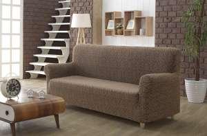 Чехол KARNA MILANO для дивана трехместный 2686