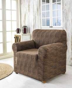 Чехол для кресла KARNA ROMA в цветном ассортименте
