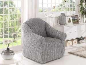 Чехол для кресла KARNA без юбки в цвет в ассортименте