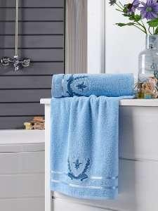 Комплект махровых полотенец KARNA PATARA 50х90-70х140