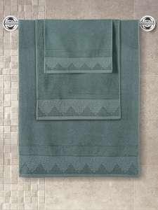 Полотенце KARNA SIESTA махровое для кухни