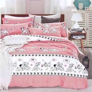 Подростковое постельное белье Сатин де люкс Dalmatian