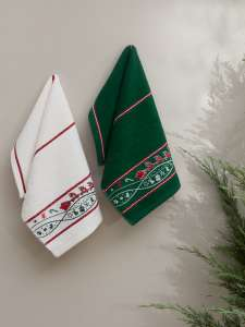 Полотенце KARNA CHRISTMAS махровое