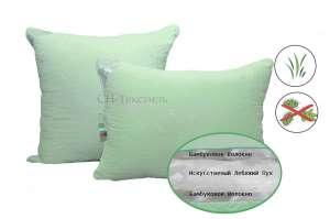 Подушка SN-Textile Бамбук бамбуковое волокно микрофибра