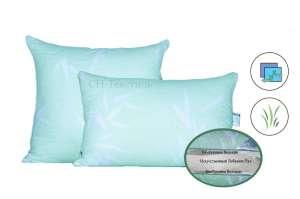 Подушка SN-Textile бамбуковое волокно сатин