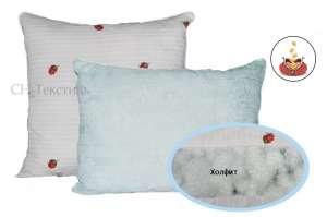 Подушка SN-Textile Стандарт холфит-шарики