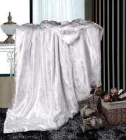Одеяло шелковое (шелкопряд) жаккард  всесезонное  Retrouyt Китай