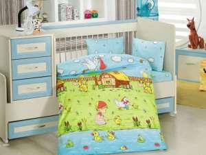 Постельное белье Altinbasak DREAM GARDEN для новорожденных