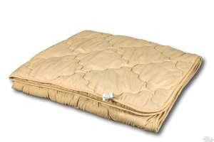 Одеяло АльВиТек CAMEL легкое верблюжья шерсть