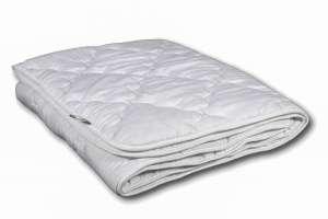 Одеяло АльВиТек Адажио-Эко лебяжий пух легкое микрофибра