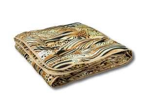 Одеяло полиэфирное волокно ХОЛФИТ Комфорт  легкое в чемодане