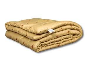 Одеяло АльВиТек CAMEL классическое-всесезонное верблюжья шерсть