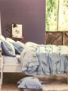 Постельное белье YOUR DREAM сатин-премиум Стрекозочка