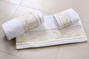 Полотенце махровое KARNA для крещения SAINT 50x90 1/1